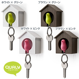 QUALY - SparrowKeyRing