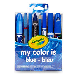 Crayola - My Color is Blue