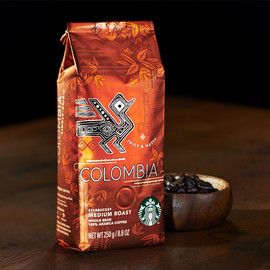 Starbucks Coffee - Columbia(コロンビア)