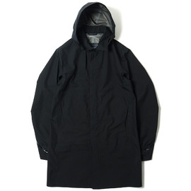 HERNO - GORE-TEX® Trench Shell with Hood