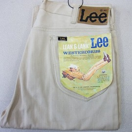 lee - westercords