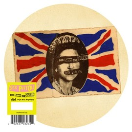 SEX PISTOLS - God Save the Queen/I Did You No Wrong [7 inch Analog]