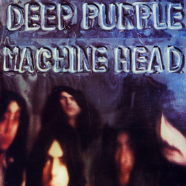 DEEP PURPLE, ディープ・パープル - MACHINE HEAD