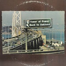 TOWER OF POWER - BACK TO OAKLAND(LP)