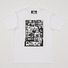 montage - Decadent collage TEE