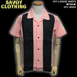 SAVOY CLOTHING - SVY Lounge Shirts