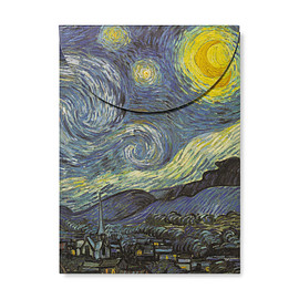 MoMA - MoMA Gogh / Starry Night ノートパッド