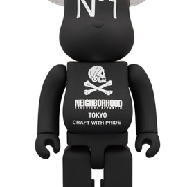 MEDICOM TOY - BE@RBRICK NEIGHBORHOOD 400%