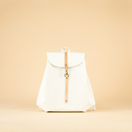 thisispaper - Classic Backpack Off-White