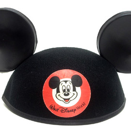 US.Walt Disney World Resort - VINTAGE Mickey Mouse Ear Hat