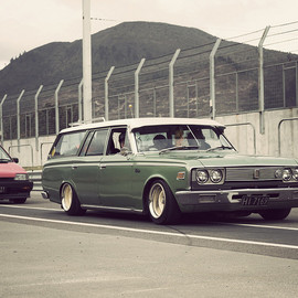 TOYOTA - Crown StationWagon