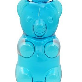 GAMA GO - Blue Boozie Bear Flask