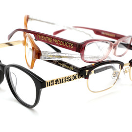 THEATRE PRODUCTS & Zoff - THEATRE PRODUCTS & Zoff EYEWEAR COLLECTION