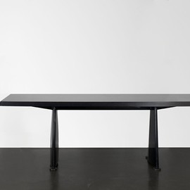 Jean Prouvé - Trapèze Table, ca 1954