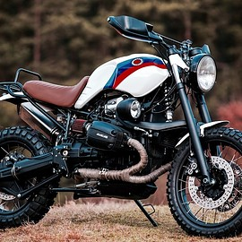 Red Hot Chili Customs - BMW R1100GS