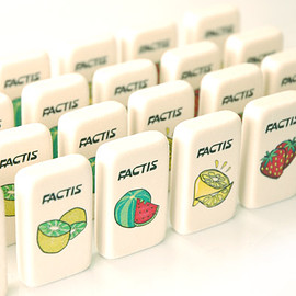 MILAN - FACTIS FRUITS ERASER