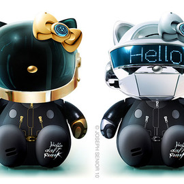 Joseph Senior - Hello Daft Punk