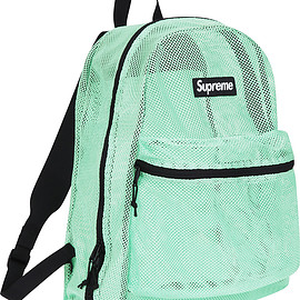 Supreme - Supreme Mesh Backpack