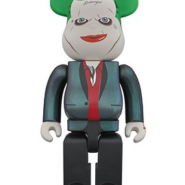 MEDICOM TOY - BE@RBRICK THE JOKER 1000% 映画『SUICIDE SQUAD』