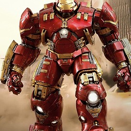 Hot toys - AVENGERS: AGE OF ULTRON HULKBUSTER 1/6TH SCALE COLLECTIBLE FIGURE