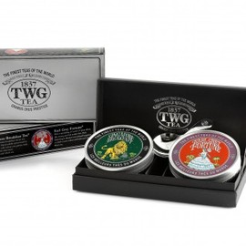 TWG tea - Grand Explorer Tea Set