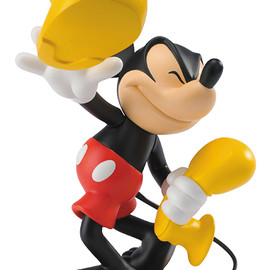MEDICOM TOY - UDF MICKEY MOUSE(SHOELESS Ver.)