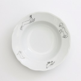 PASS THE BATON - Remake Tableware DEEP PLATE