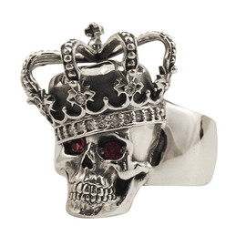 Justin Davis - ESSENTIAL SKULL RING