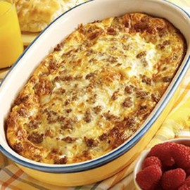 Image for Weekend Brunch Casserole