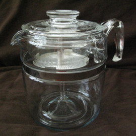 Pyrex - Glass Coffee Pot