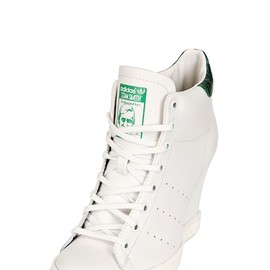adidas - stan smith up wedge sneakers