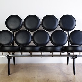 Herman Miller - Marshmallow Sofa by George Nelson & Associates