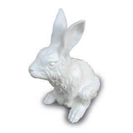 GELCHOP - Wood land series - WHITE RABBIT