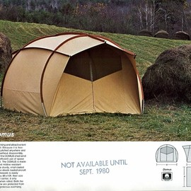 Moss Tent - The Domus