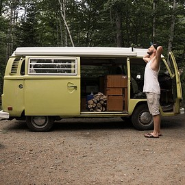 Volkswagen - Type 2 Combi Bay Window 1974