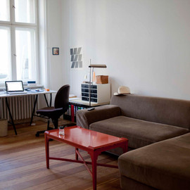 Tobias Bergmann — Founder and Owner of R.T.CO, - Apartment & Offce, Reuterkiez, Berlin