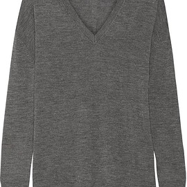 The Row - Amherst cashmere and silk-blend sweater