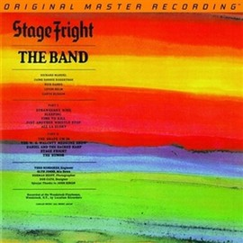 The Band, バンド - STAGE FRIGHT