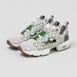 Reebok, Garbstore - Outside In: Insta Pump Fury