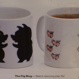When Pigs Fly Bakery - Brookline - When Pigs Fly Mug