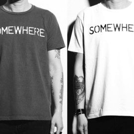 WRIGHT - SOMEWHERE_Tee