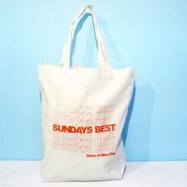 SUNDAYS BEST - HAVE A NICE DAY BAG