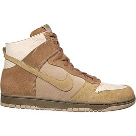 Nike - Dunk High No Liner Wheat