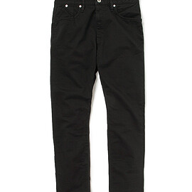 nonnative - DWELLER 5P JEANS USUAL FIT COTTON CHINO CLOTH VW