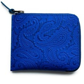 bal - BAL/PORTER®/Thin Leather Wallet M (blue)