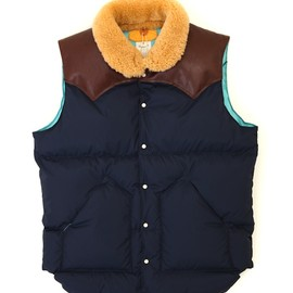 Rocky Mountain Featherbed - Rocky Mountain Featherbed Vest