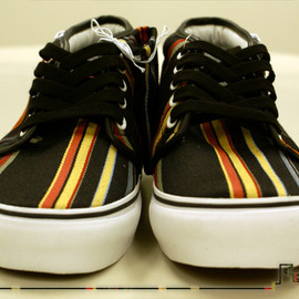 VANS - ×Paul Smith chukka