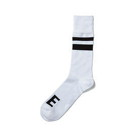 uniform experiment - LINE REGULAR SOCKS