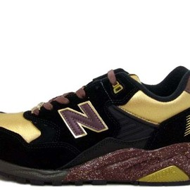 NEW BALANCE×STUSSY×UNDEFEATED×HECTIC - MT580