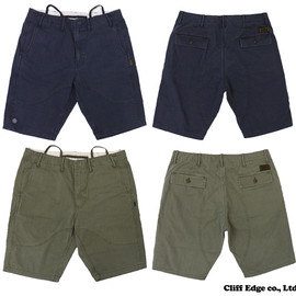 NEIGHBORHOOD - NEIGHBORHOODDECKショーツNAVY/OD244-000399-055-【新品】【smtb-TD】【yokohama】